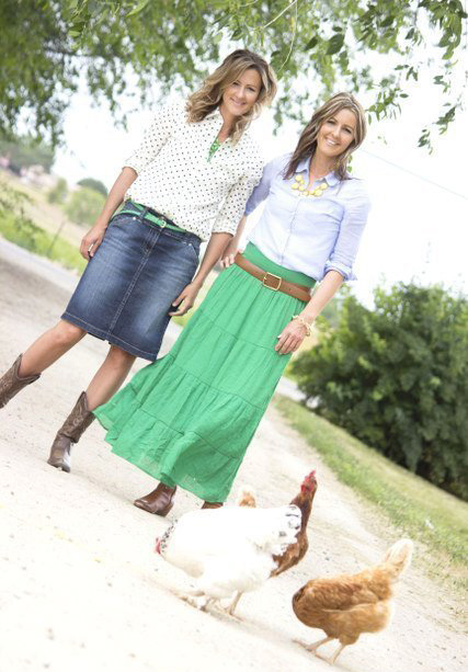 Meet The Fancy Farmgirls Fancy Farmgirls