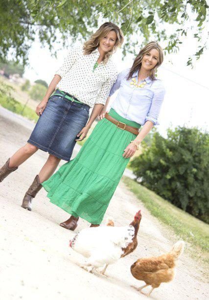 Fancy Farmgirls